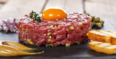 Las mejores recetas de tartar de carne