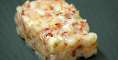 Las mejores recetas de tartar de marisco