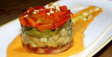 Tartar de verduras