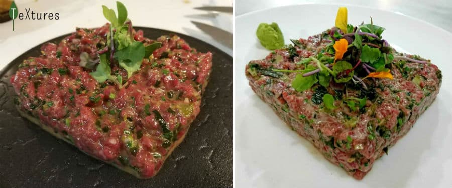 Donde comer steak tartare en Alicante