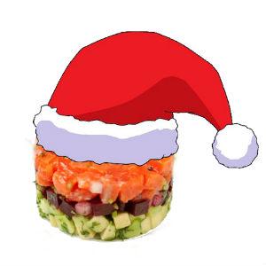 Recetas de tartar para triunfar en Nochebuena, Navidad o Nochevieja
