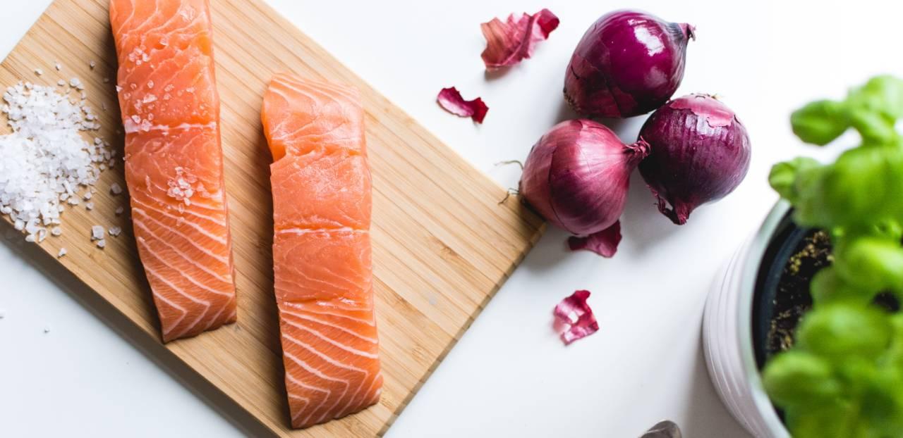 receta de tartar de salmon