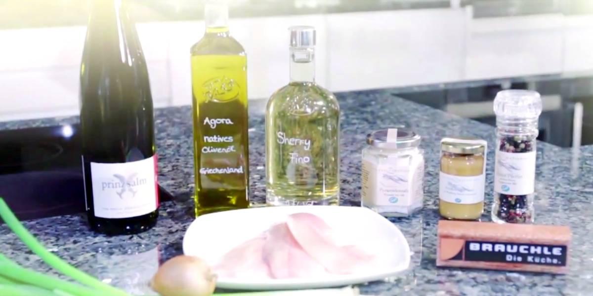 tartar de trucha ingredientes